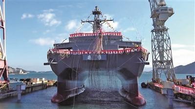 日本接裝新的海洋監測船