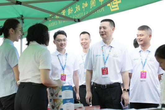 """倡导健康生活 绿色生活:江西邮储银行为""""秀美江西""""喝彩"""