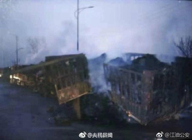 河北盛华化工厂附近发生爆炸事故原因仍在调查